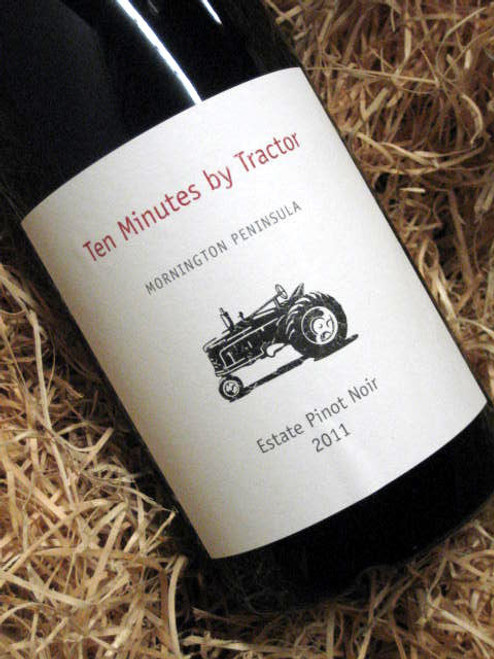 Ten Minutes By Tractor Estate Pinot Noir 2011