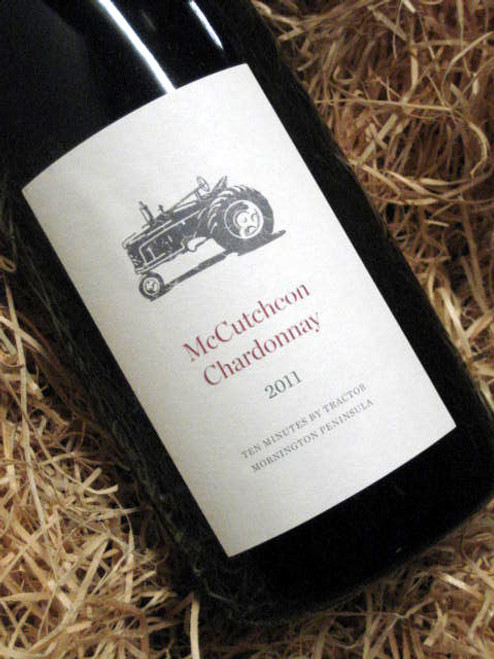 Ten Minutes By Tractor McCutcheon Chardonnay 2011