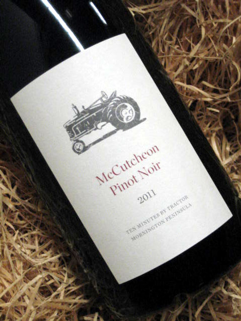 Ten Minutes By Tractor McCutcheon Pinot Noir 2011