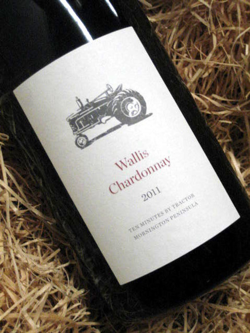 Ten Minutes By Tractor Wallis Chardonnay 2011