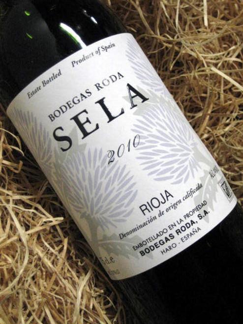 Bodegas Roda Sela Rioja 2010