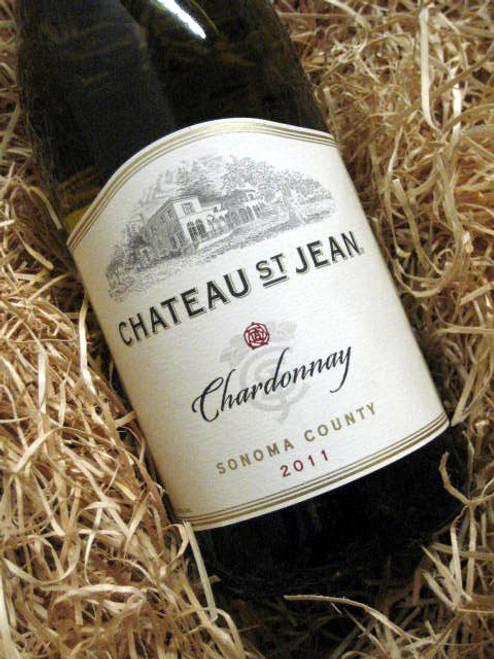 Chateau St Jean Sonoma Chardonnay 2011