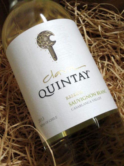 Vina Quintay Clava Coastal Reserve Sauvignon Blanc 2013