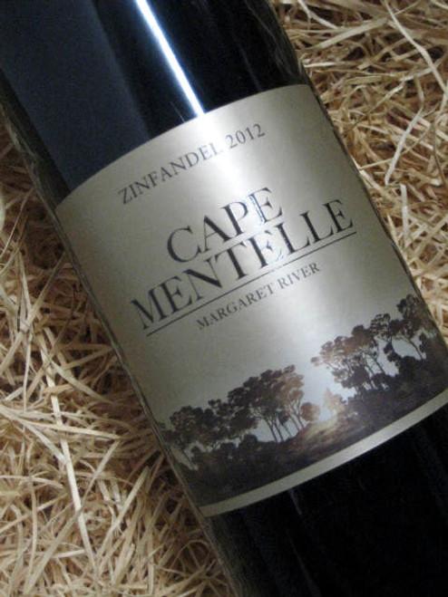 Cape Mentelle Zinfandel 2012