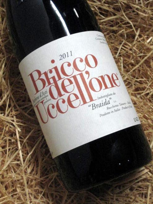 Braida Bricco dell'Uccellone Barbera d'Asti 2011