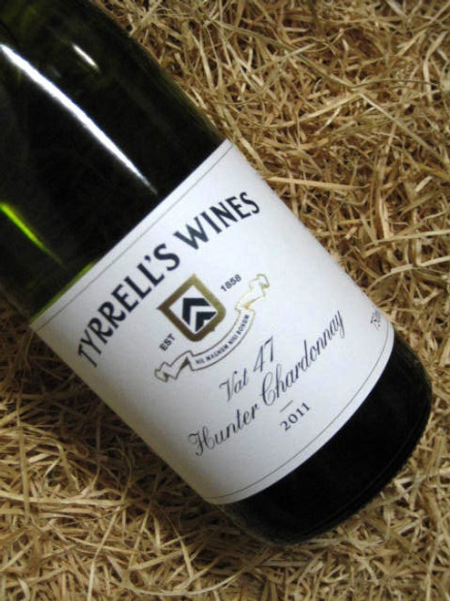 [SOLD-OUT] Tyrrell's Vat 47 Chardonnay 2011