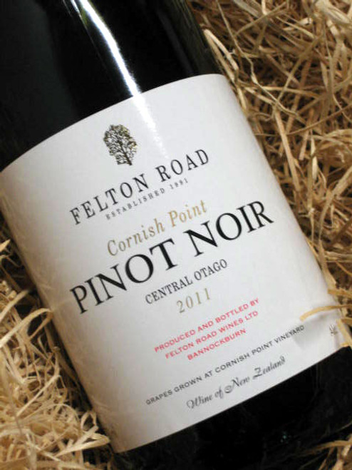 Felton Road Cornish Point Pinot Noir 2011