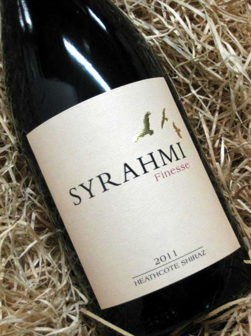 Syrahmi Finesse Shiraz 2011