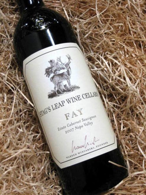 Stag's Leap Wine Cellars Fay Cabernet Sauvignon 2007