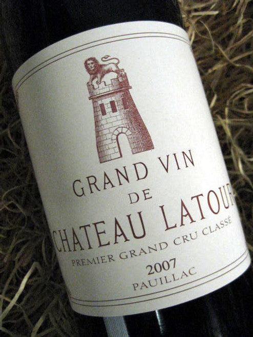 [SOLD-OUT] Chateau Latour 2007