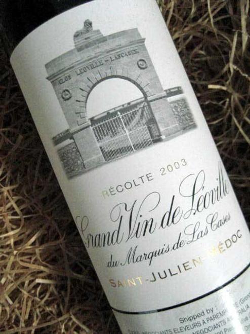 [SOLD-OUT] Chateau Leoville Las Cases 2003