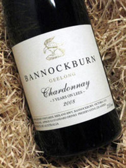 [SOLD-OUT] Bannockburn Chardonnay '3-Yrs On Lees' 2008