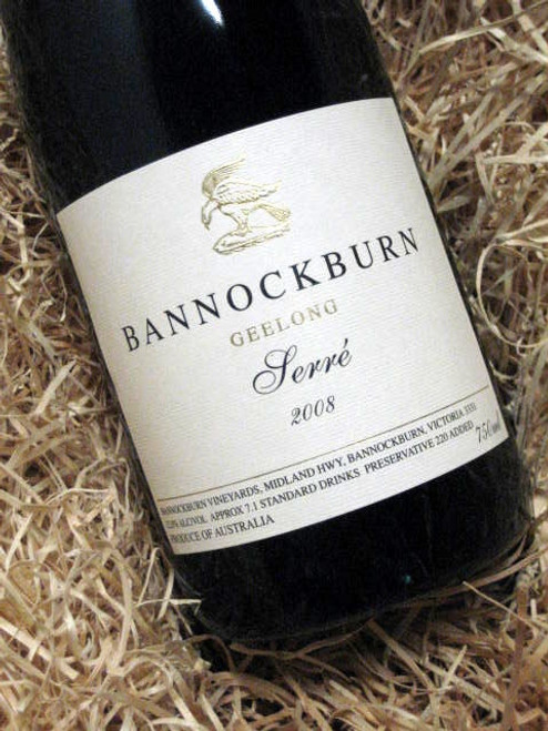 Bannockburn Serre Pinot Noir 2008