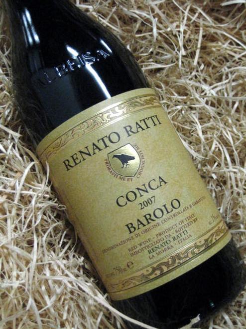 Renato Ratti Barolo Conca 2007