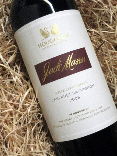 Houghton Jack Mann 2008