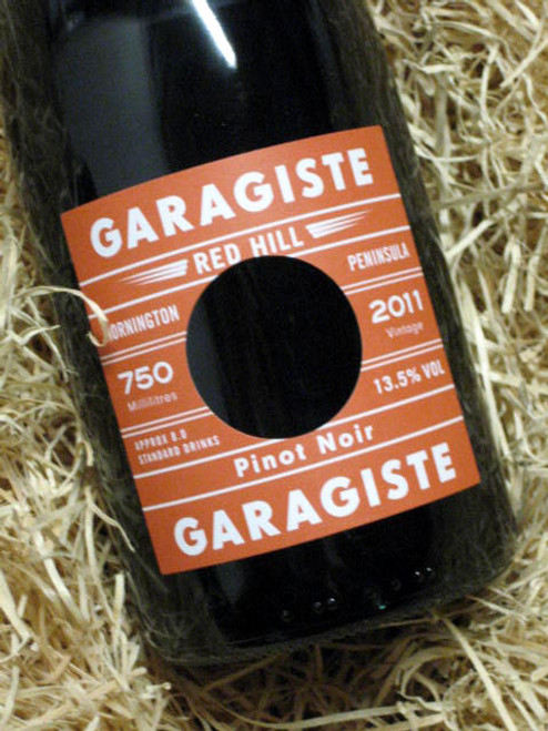Garagiste Red Hill Pinot Noir 2011