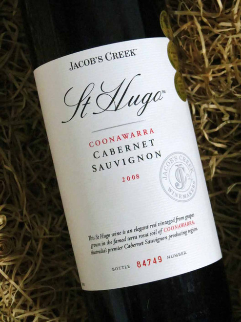 [SOLD-OUT] Orlando Jacobs Creek St Hugo Cabernet Sauvignon 2008