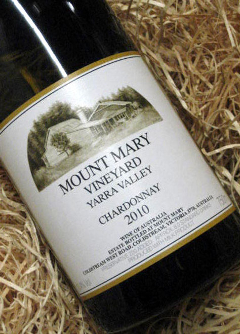 Mount Mary Chardonnay 2010
