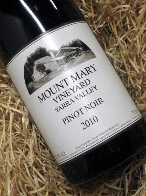 Mount Mary Pinot Noir 2010