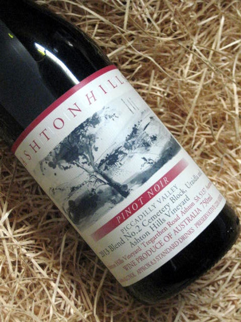 Ashton Hills Piccadilly 'No. 2' Pinot Noir 2013