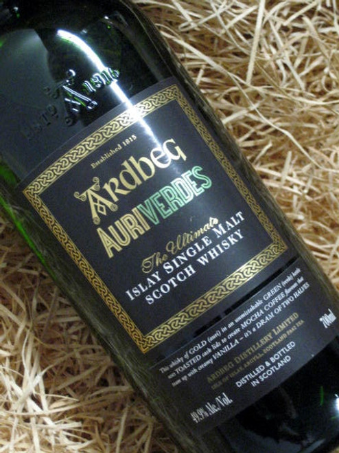 Ardbeg 'Auriverdes' Islay Whisky