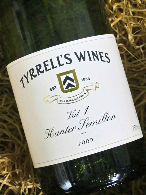 [SOLD-OUT] Tyrrell's Vat 1 Semillon 2009