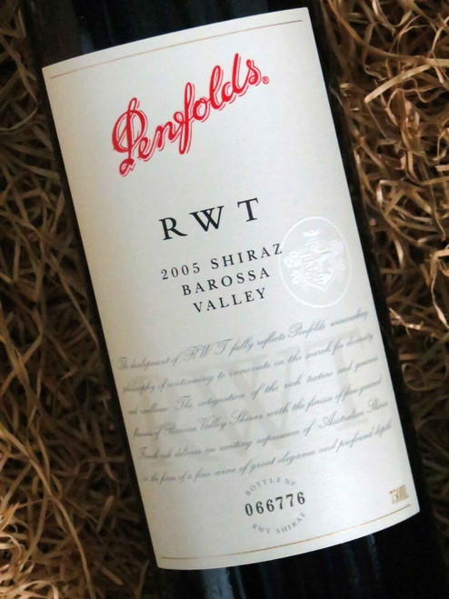 [SOLD-OUT] Penfolds RWT 2005