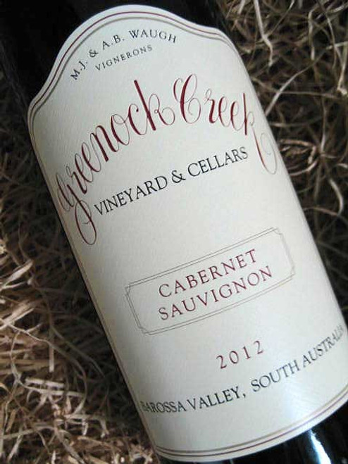 [SOLD-OUT] Greenock Creek Cabernet Sauvignon 2012