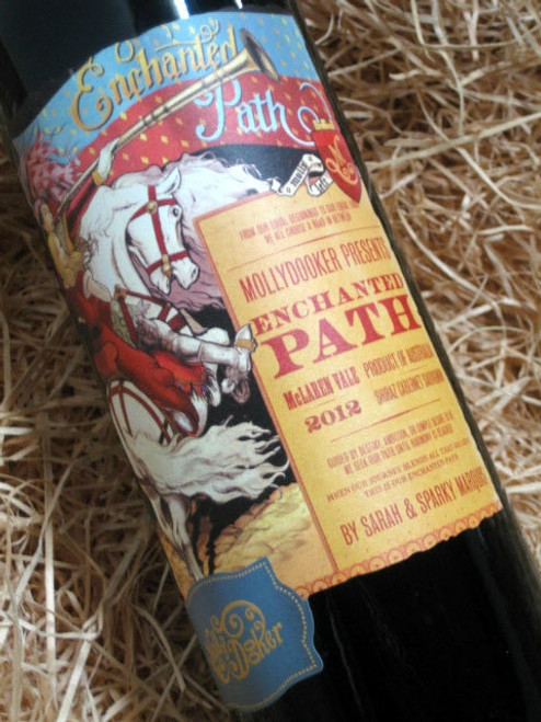 Mollydooker Enchanted Path Shiraz Cabernet 2012