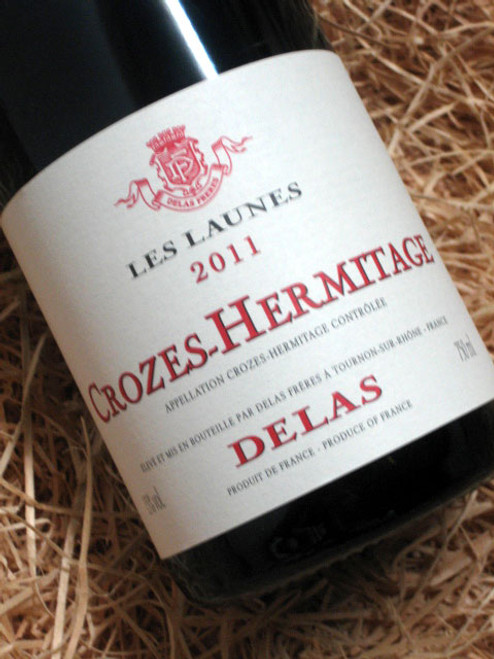 Delas Crozes-Hermitage 'Les Launes' 2011
