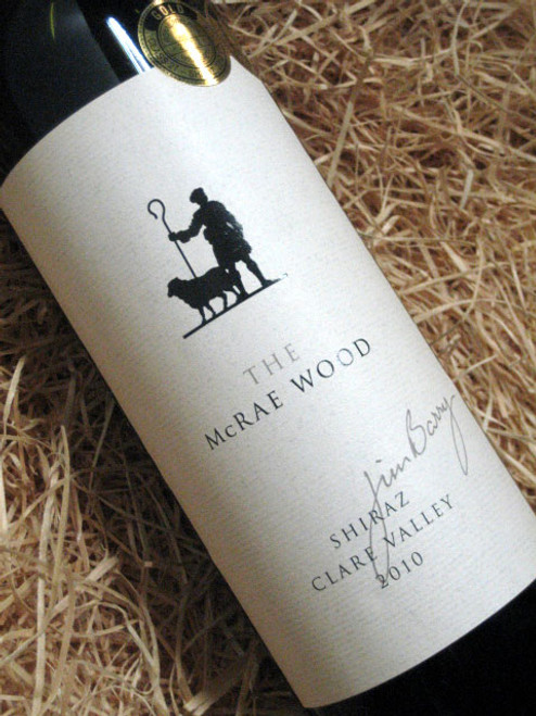 Jim Barry McRae Wood Shiraz 2010