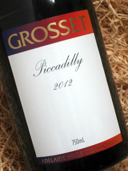 Grosset Piccadilly Chardonnay 2012