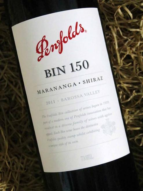 Penfolds Bin 150 Marananga Shiraz 2011