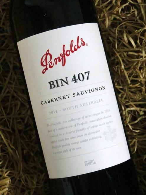 [SOLD-OUT] Penfolds Bin 407 2011