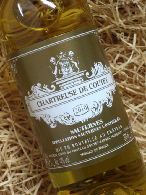 Chateau Coutet Chartreuse de Coutet 2010