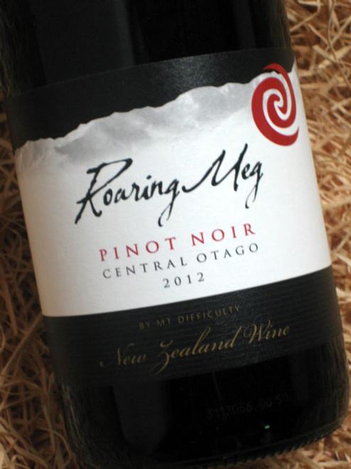 Mount Difficulty Roaring Meg Pinot Noir 2012