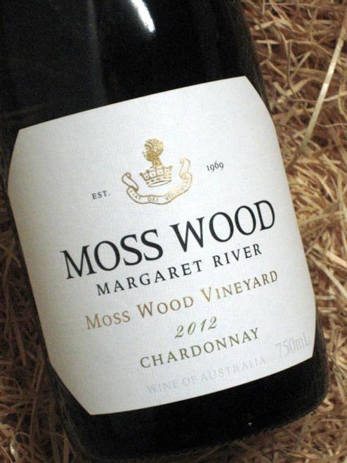 Moss Wood Chardonnay 2012