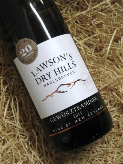 Lawsons Dry Hills Gewurztraminer 2011