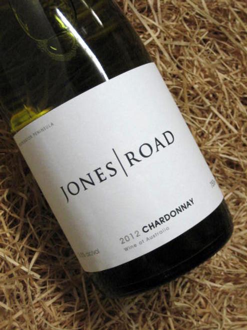 Jones Road Chardonnay 2012