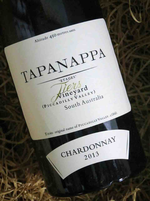 [SOLD-OUT] Tapanappa Tiers Vineyard Chardonnay 2013
