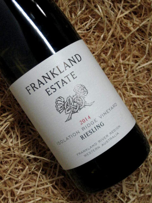 Frankland Estate Isolation Ridge Riesling 2014