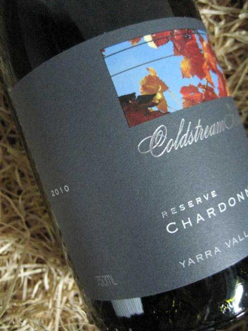 Coldstream Hills Reserve Chardonnay 2010