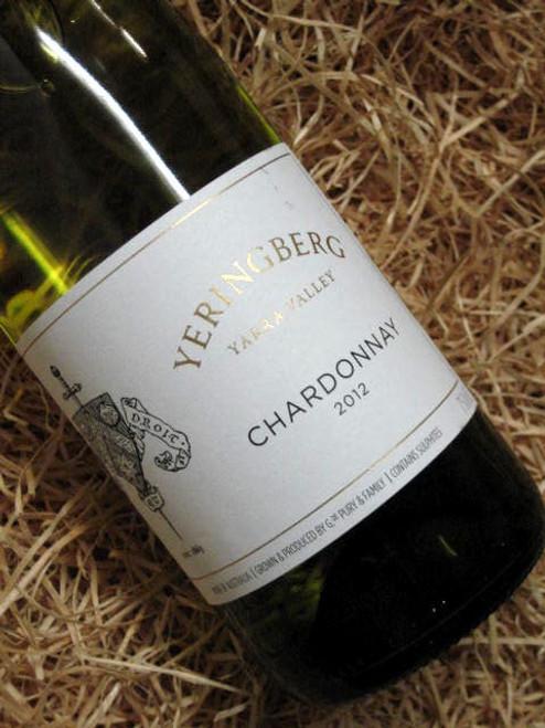 Yeringberg Chardonnay 2012