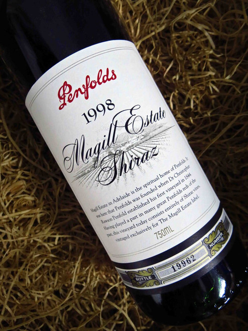 [SOLD-OUT] Penfolds Magill Shiraz 1998
