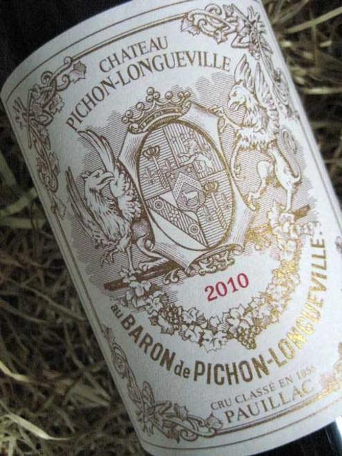 [SOLD-OUT] Chateau Pichon Longueville Baron 2010