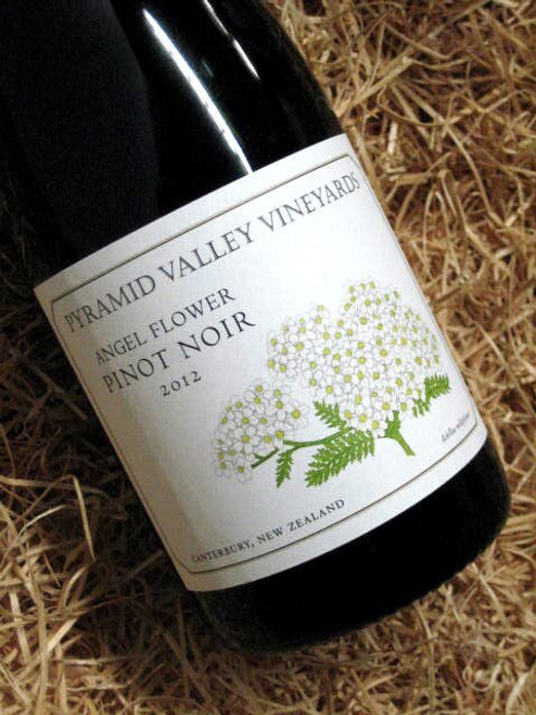 [SOLD-OUT] Pyramid Valley Angel Flower Pinot Noir 2012