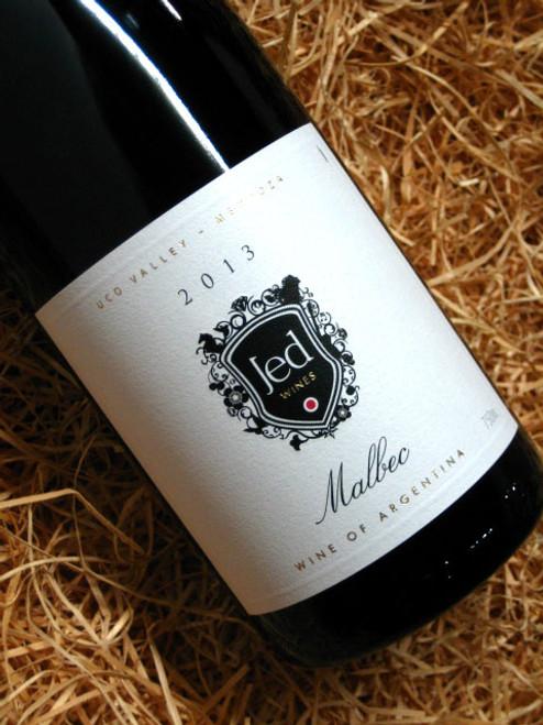 Jed Wines Malbec 2013