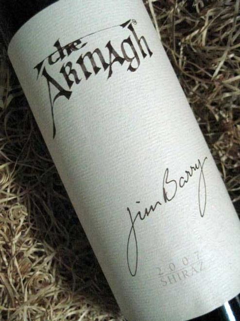 Jim Barry The Armagh Shiraz 2007