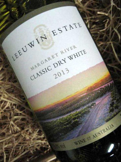 Leeuwin Estate Classic Dry White 2013