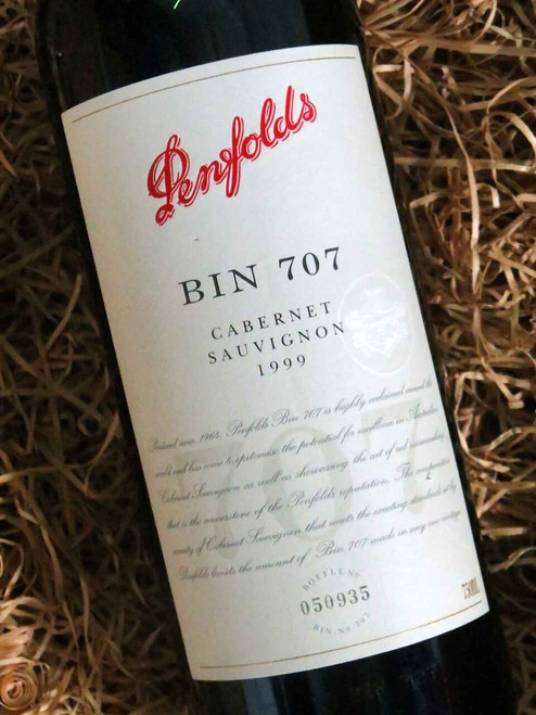 [SOLD-OUT] Penfolds Bin 707 1999